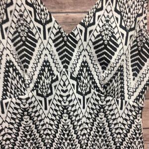 Calvin Klein Dresses - Calvin Klein Black and White Dress 4